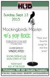 At The HUB - Mockingbirds Master 90s Pop Rock