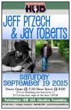 At The HUB - Jeff Przech & Jay Roberts