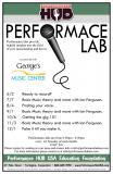 Musician's Performance Lab